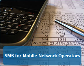 SMS for Mobile Network Operators